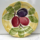 The Cellar Set of 10 Salad Dessert Lunch Plates 8.25