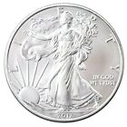 2012 Silver American Eagle 1 oz 999 fine Coin US 1 Dollar BU Uncirculated Mint