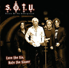SAINTS OF THE UNDERGROUND-LOVE THE SIN,HATE THE SINN  CD NEW