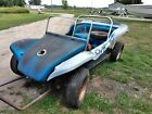 1957 vw buggy project buggy