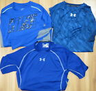 BOYS UNDER ARMOUR NIKE COMPRESSION SHIRT LOT SIZE M MEDIUM VERY NICE
