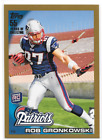 Rob Gronkowski Rookie Card Guide and Checklist 12