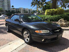1999 Chrysler Sebring 2dr Convertible below $600 dollars
