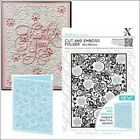 Xcut embossing folders Floral Pattern Cut and Emboss folder Weddings XCU503806
