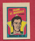1971-72 O-Pee-Chee Hockey Cards 15