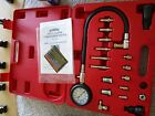 Diesel Direct Indirect Engine Compression Pressure Tester Gauge Tool Kit 93644