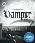 Vampyr Criterion Collection New Blu ray Special Edition Subtitled Widesc