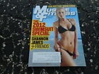 JULY 2012 MUSCLE & FITNESS vintage bodybuilding magazine - SWIMSUT issue