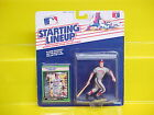 1989 Starting Lineup Jack Howell/California Angels/Arizona/SLU/MLB/RARE/HTF
