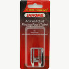 Janome AcuFeed Quilt Piecing Foot(Twin) For #202125004 9mm max with Dual Feed
