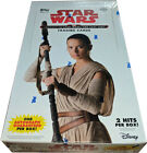 Star Wars Journey to Last Jedi Factory Sealed Trading Card Hobby Box