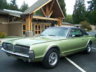 1967 Mercury Cougar XR7 1967 COUGAR XR7 Professionally Restored Certified Appraisal Delivery to US