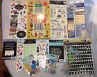 Lot of Sticker Books Packages Scrapbooking UNUSED