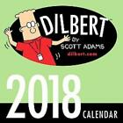 DILBERT 2018 CALENDAR - ADAMS, SCOTT - NEW BOOK