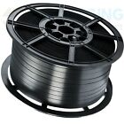 1500M Pallet Strapping Banding Coil 12mm Black 1 Reel