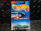 Hot Wheels 321 Green Corvette Stingray w Real Riders