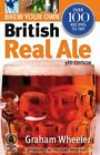 Brew Your Own British Real Ale (Camra) by Graham Wheeler Paperback Book The Fast