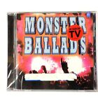 Monster Ballads by Various Artists CD 1999 Razor & Tie New Sealed