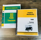 SERVICE MANUAL FOR JOHN DEERE 1050 TRACTOR REPAIR PARTS CATALOG TECHNICAL BOOK