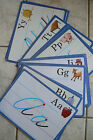 ABeka Cursive Formation FlashcardsAlphabet and Numbers 1 109x12 Complete