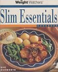 Slim Essentials Cookbook by Weight Watchers Paperback Book The Fast Free