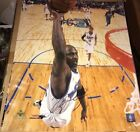 Michael Jordan Last A.S.Game Hand Signed 16x20 Autographed Photo w COA Wizards