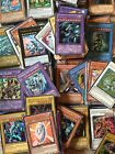 YuGiOh Mega Lot Over 100 Mint Cards Plus 4 Rares Inserted Toy