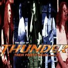 Thunder - The Best Of Thunder: Their Finest Hour (And A Bit) - Thunder CD GMVG