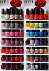 OPI OPI Nail Polish OPEN STOCK YOUR CHOICE Full Size Lacquer Series A