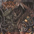 Mental Horror - Proclaiming Vengeance - Mental Horror CD QRVG The Fast Free