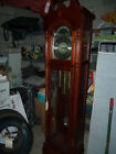 Ridgeway Grandfather Cherry Clock Model 21 25 Triple Chime  Strike Retail 2500