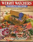 Weight Watchers Favorite Recipes 1986 PB Book EPC
