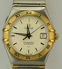 Omega Constellation 27 Automatic Stahl Gold