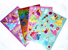 COLORFUL PRINCESS STICKERS 4 STYLES U CHOOSE  Shipped FAST USA Seller 37
