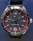 Tommy Hilfiger 1791438 Men's Black Silicone Strap Watch (New in Box; $65)