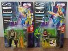 1992 Kenner ALIENS figures 2 different LT RIPLEY  CORP HICKS MOC NEW
