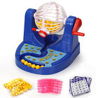 New Funny Bingo Lottery Rotary Game Amusement Joy Pocket Machine Party Cards CH