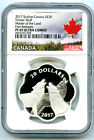 2017 CANADA 20 SILVER PROOF NGC PF69 TIMBER WOLF MASTER OF LAND FIRST RELEASES