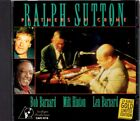 RALPH SUTTON PARTNERS IN CRIME ANALOGUE PRODUCTION 24K GOLD CD