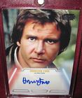 2013 TOPPS STAR WARS JEDI LEGACY AUTOGRAPH CARD HARRISON FORD HAN SOLO