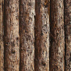 3D Wood Tree Vinyl Wallpaper Thick Embossed Textured Paper Roll Wall Decor