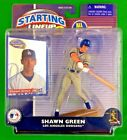 Shawn Green 2001 Starting Lineup 2 Los Angeles Dodgers Sealed Original MLB