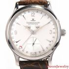 Jaeger Le Coultre Master Control Stainless Steel 37mm Men's Watch NR