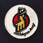 SCARCE 1974 75 MICHIGAN STAGS WHA WORLD HOCKEY ASSOCIATION PATCH 3 NM MT