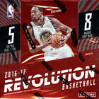 2016-17 Panini Revolution Basketball Hobby Box (8 packs Box)-4 Rookies Box