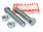 Kawasaki rear wheel chain adjuster BOLTS z1 h1 h2 s2 s3 kz650 kz400 f6 f7 f8 f9