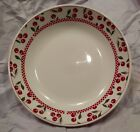 Majesticware by Oneida Cherries Jubilee Pattern - Bowl EUC