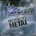 Saxon - A Collection Of Metal - Saxon CD SGVG The Fast Free Shipping