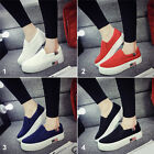 Fashion Low Top Sneakers Women's Flats Casual Shoess For 4 Color Size 37-40 NEW