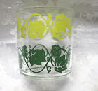 Yellow Ivy Swanky Swig Glass, 16 oz
